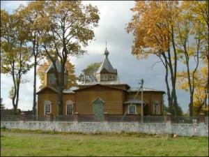 Вязынь, церковь Успения Богородицы 2004