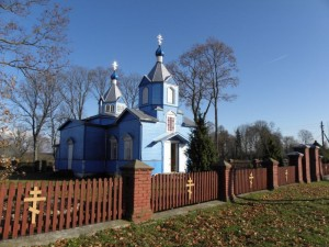 Храм Успения Божьей Матери, село Вязынь